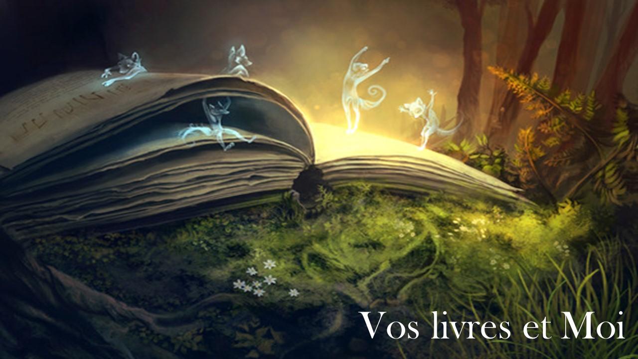 Vos livres et Moi